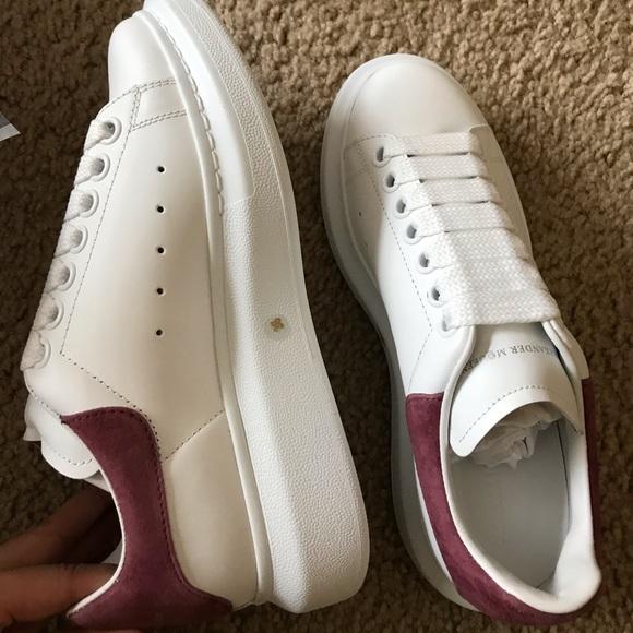Alexander Mcqueen Sneakers Size 36